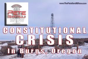 Constitutional Crisis Burns Oregon