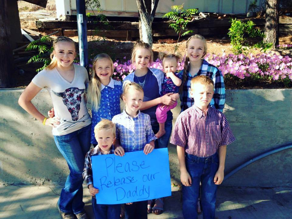 Ryan Bundy's children