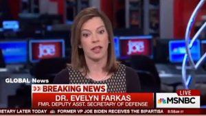 Evelyn Farkas on MSNBC